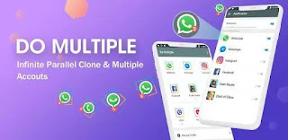 DO Multiple Accounts – Infinite Parallel Clone App vv2.32.12.0530 (Pro)