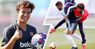 'I'll take care of your shirt number': Puig send farewell letter to Rafinha