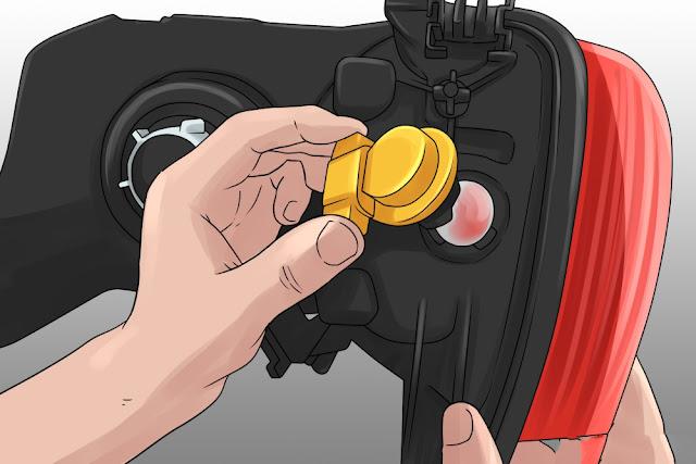 Comment changer une ampoule de clignotant