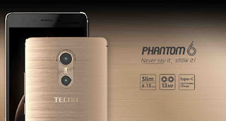 tecno Phantom 6 Review