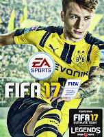 Reus Resmi Gantikan Messi Jadi Bintang Cover FIFA 17