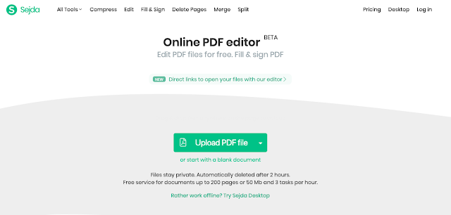 How To Edit PDF Files For Free Online