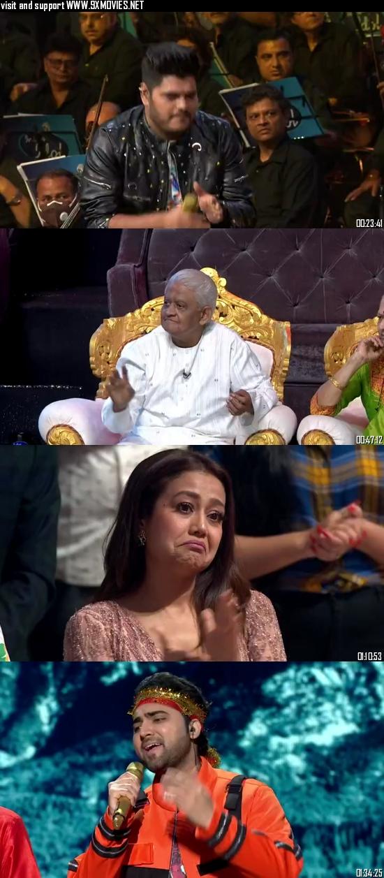 Indian Idol 21 February 2021 HDTV 480p 400MB