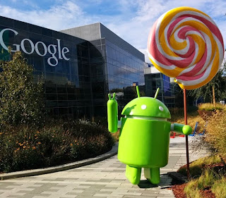 logo android lollipop