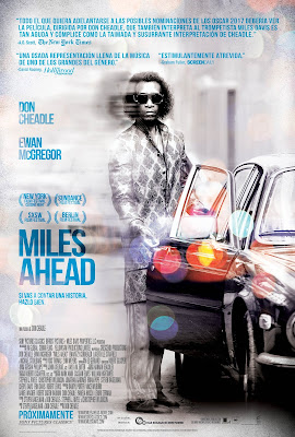 Cartel: Miles Ahead (2015)