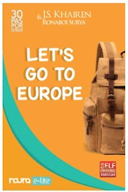 Book Review: Let's Go to Europe