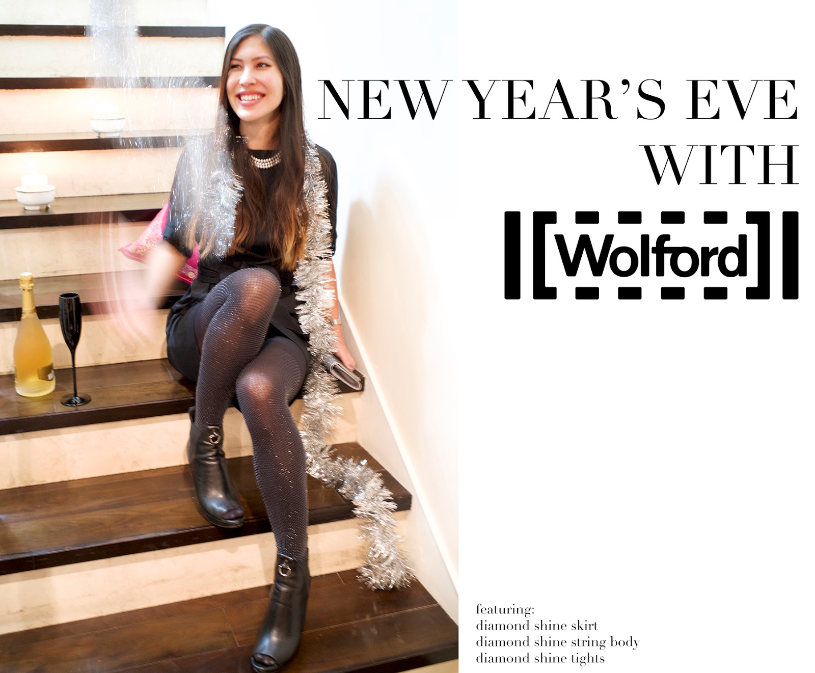 Euriental | luxury travel & style | NYE with Wolford