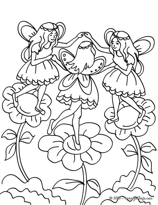 Dibujos bonitos de hadas - Imagui