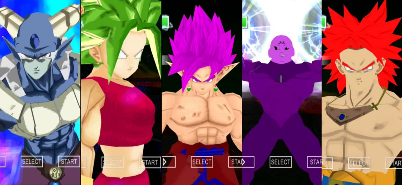 New DBZ TTT Mod Download