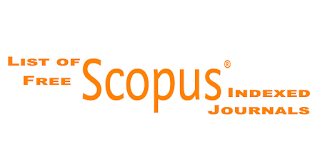 Free scopus indexed journals