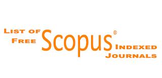 Free scopus indexed journals