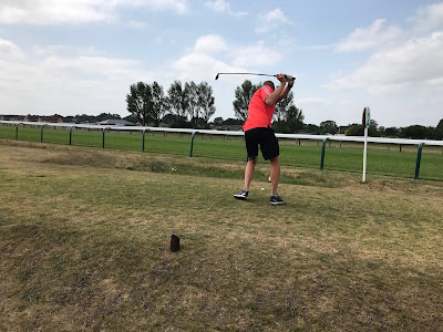 Round Norfolk Golf Tour summer comp 2017. Round 13 at Great Yarmouth and Caister