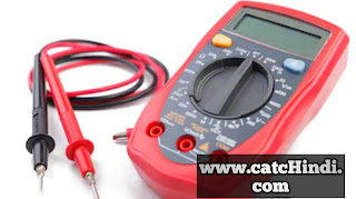 how to check on off switch with multimeter