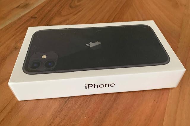 Nieuwe iPhone 11