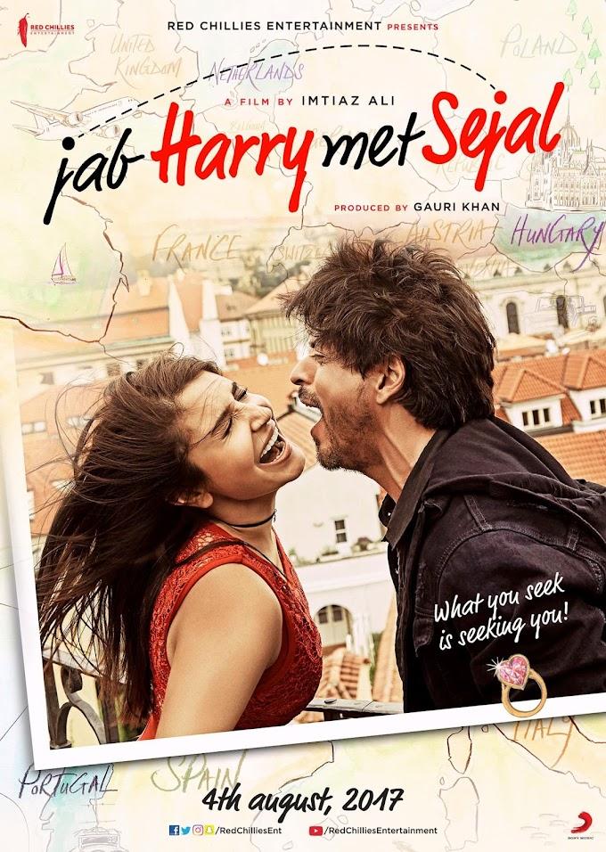 Jab Harry Met Sejal (2017) Full Movie Watch Online Movies