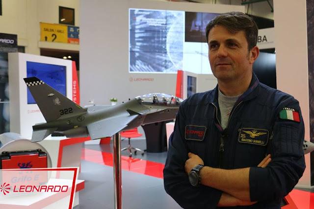 Iannelli Test Pilot Leonardo