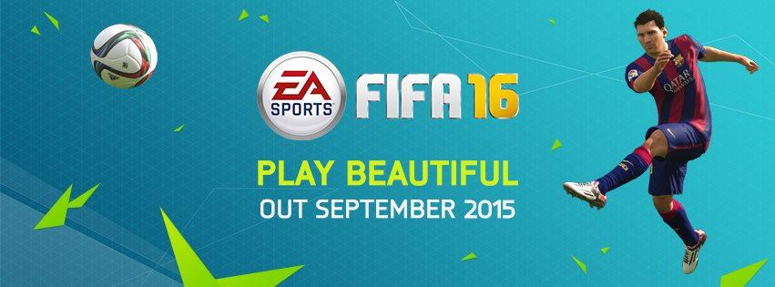 Fifa 16 On september 16