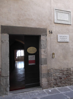 Casa Natale, Donizett's birthplace, has been declared a national monument