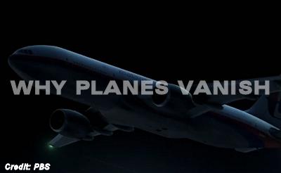 Why Planes Vanish