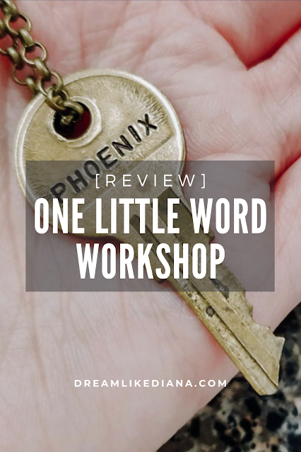 one little word by ali edwards olw pinterest pin