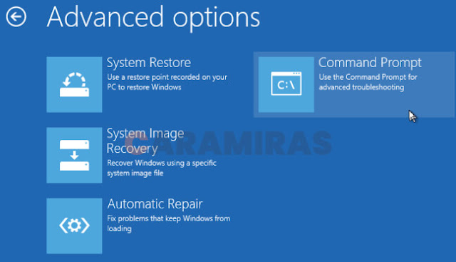 Menghapus Sistem Operasi Dual Boot di Windows - command prompt