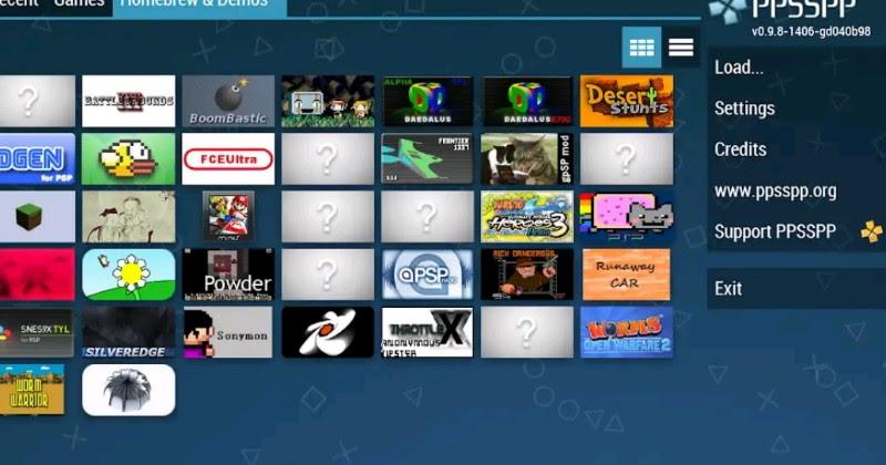 Download 200 Game PSP/PPSSPP (ISO/CSO) Terbaik Paling Banyak Dicari
