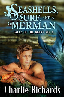 Seashells, surf & a merman | Tales of the Briny Nyx #2 | Charlie Richards