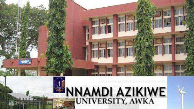 check unizik admission list 2019