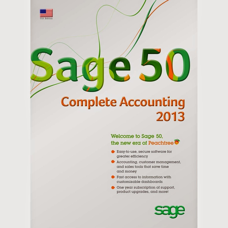Peachtree Sage50 2013