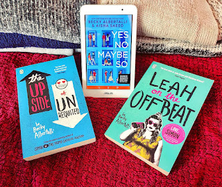 Yes No Maybe So by Becky Albertalli and Aisha Saeed Book Review