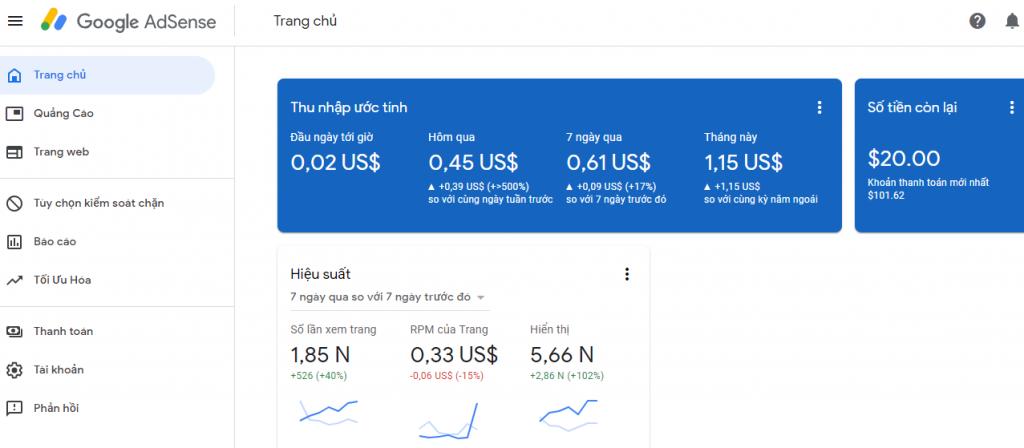 Youtube trả lương như thế nào
