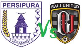 Kuis Bola PERSIPURA JAYAPURA vs BALI UNITED