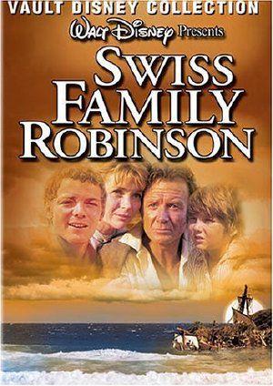 Gia Đình Robinson Trên Hoang Đảo - Swiss Family Robinson (1960)