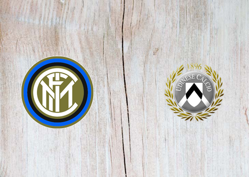 Internazionale vs Udinese -Highlights 23 May 2021