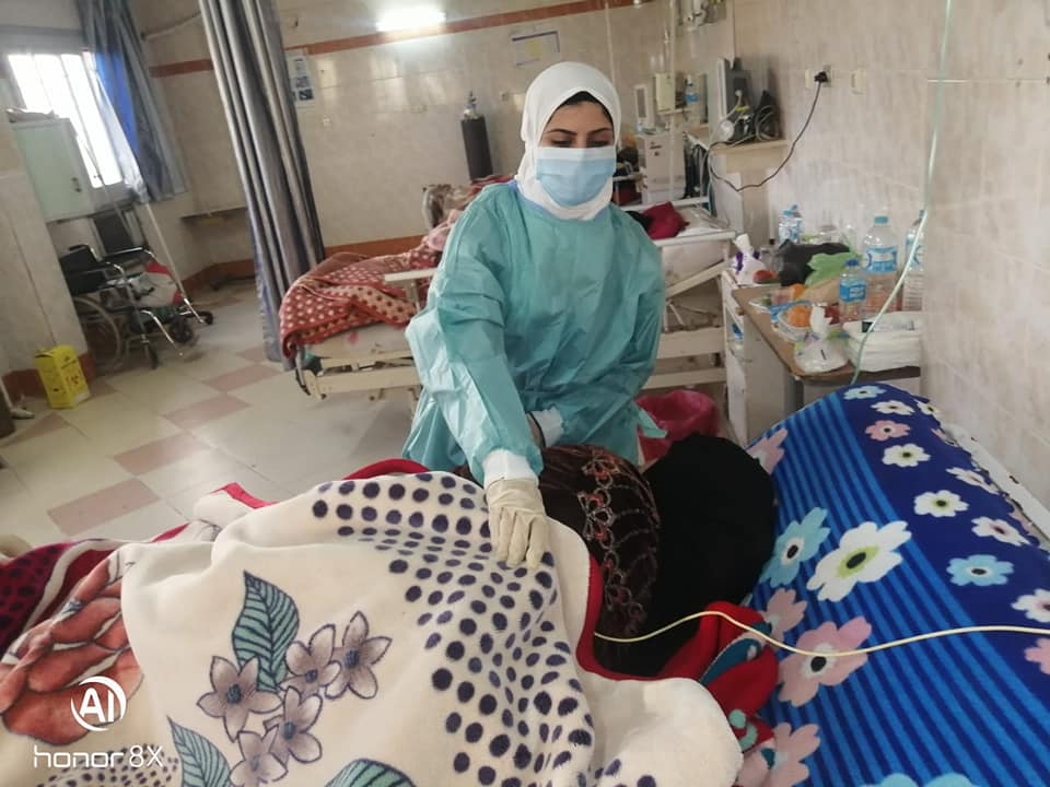 استمرار عمل لجان المتابعة اليومية على المستشفيات بالغربيه / الأهرام نيوز