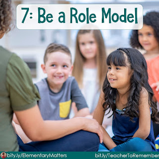 Seven Ways to Be the Teacher They'll Remember: Remember that special teacher from your childhood? Here are some ideas to help you be that special teacher for your students!