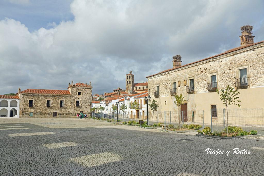 Palacio de los Marqueses de Torreorgaz, Alcántara