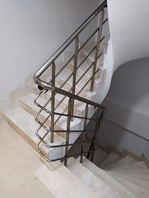 Merdiven Korkuluğu Montaj İşleri
