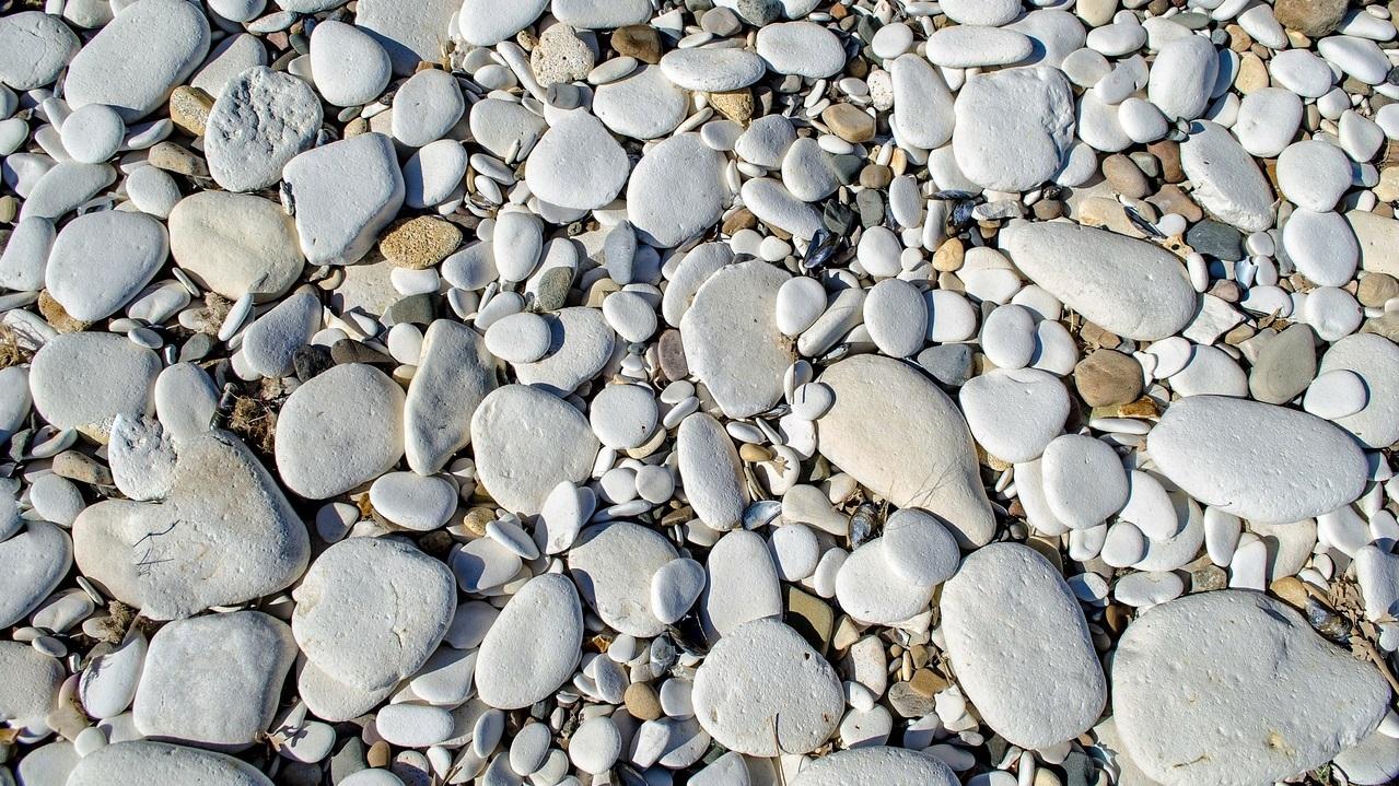 Cara Membersihkan Batu Koral