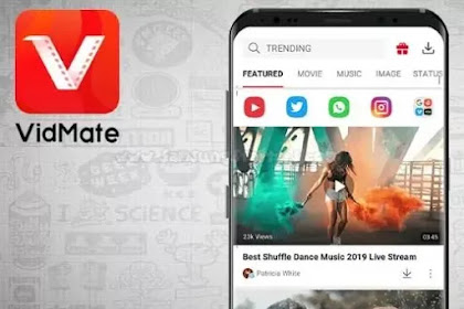 Download Vidmate Mod v4.4105 APK Tanpa Iklan Versi Terbaru