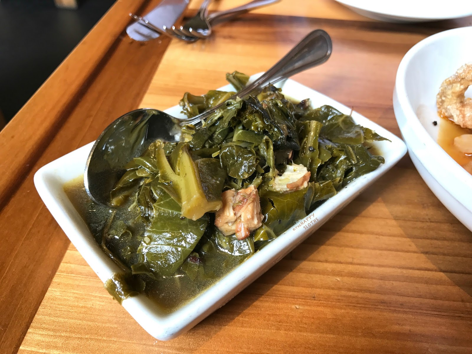 What to Eat in New Orleans: Cochon | Smothered Greens