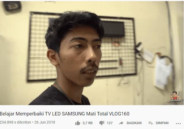 konten ini paling Dicari di YouTube
