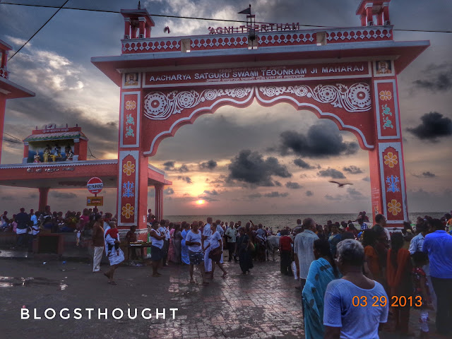 Agniteertham Rameswaram