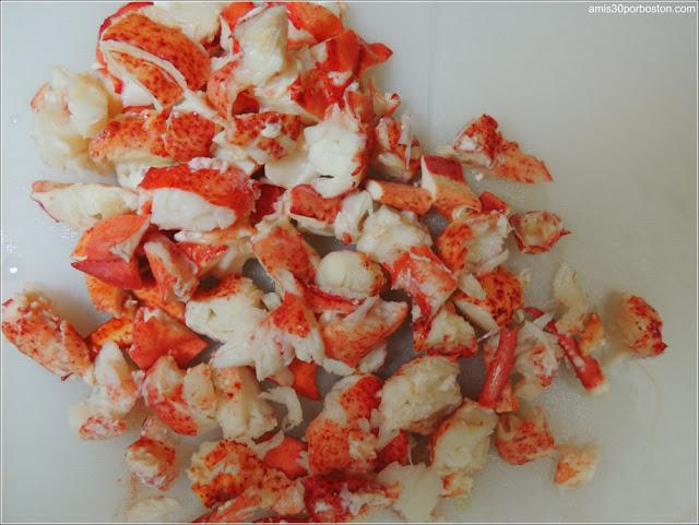 Carne de Langosta para Elaborar Lobster Rolls