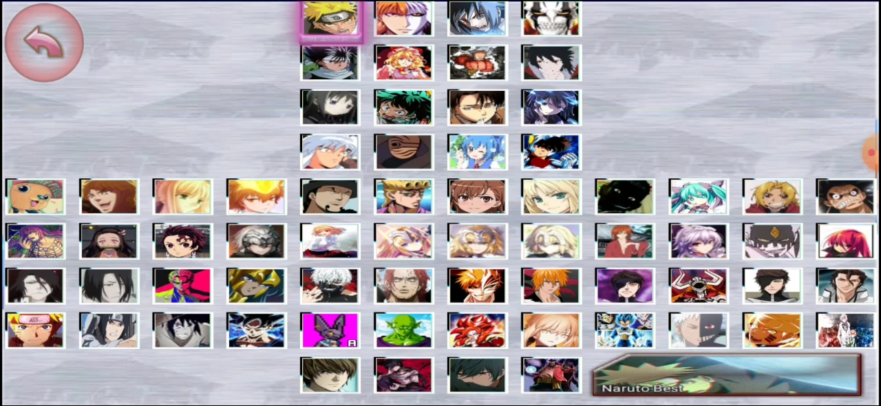Anime Mugen Apk For Android