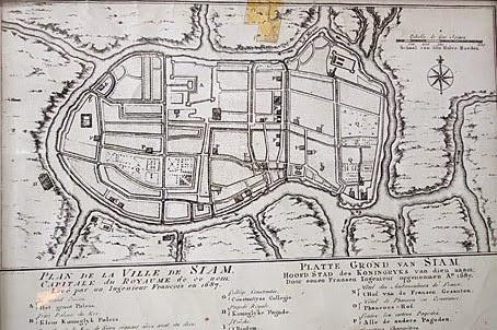 Ayutthaya Map