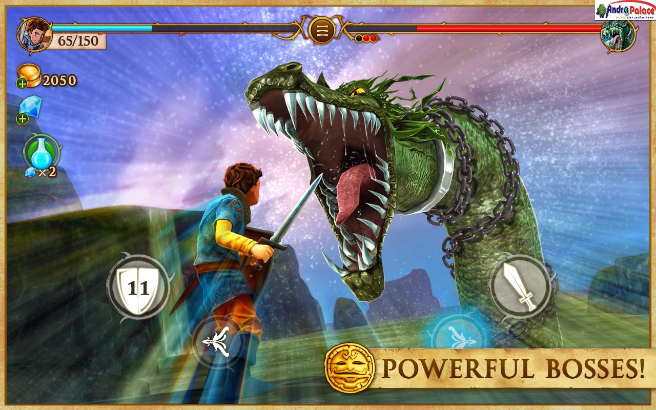 BeastQuestMODAPK1.0.3_Androcut_1w Beast Quest MOD APK 1.0.3 Open World RPG Apps