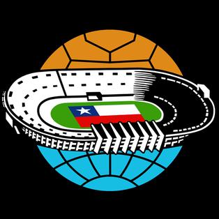Logo Piala Dunia FIFA Tahun 1962 Chili