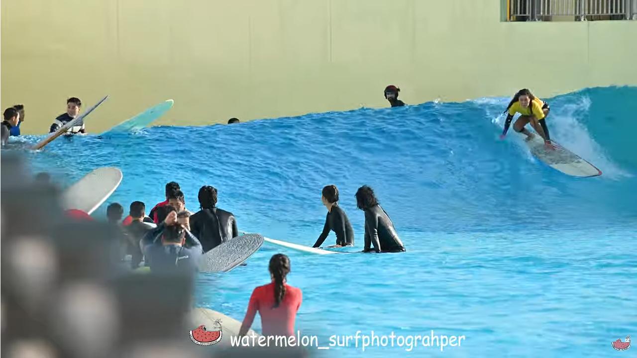4K 시화 거북섬 인공서핑 웨이브 파크 최초 서핑영상 웨이브 파크 가기전에 꼭 봐야할 서핑영상