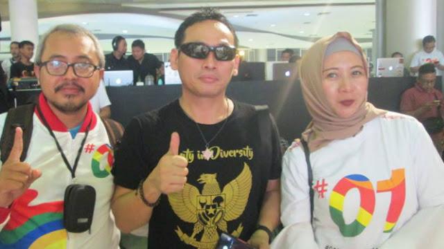 Pengakuan Ninoy Karundeng Usai Diculik Saat Demo & Disekap Semalaman